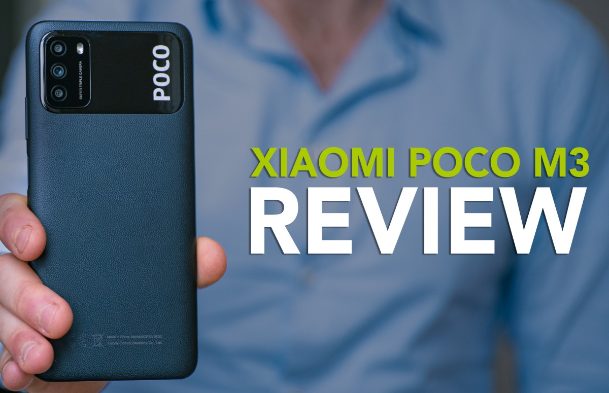 Video van de week: Poco M3 review