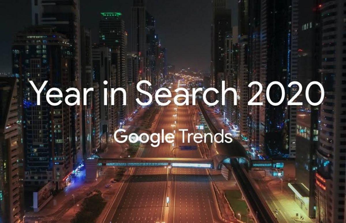 Year in Search: Dit zijn de Google-zoektrends van 2020