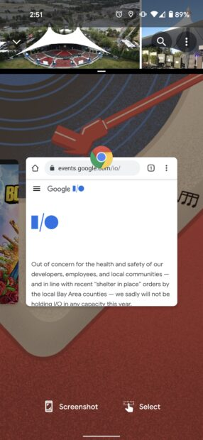 Android 12 functies gerucht