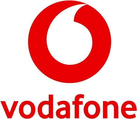 beste sim only provider logo vodafone