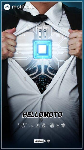 Motorola Edge S-teaser