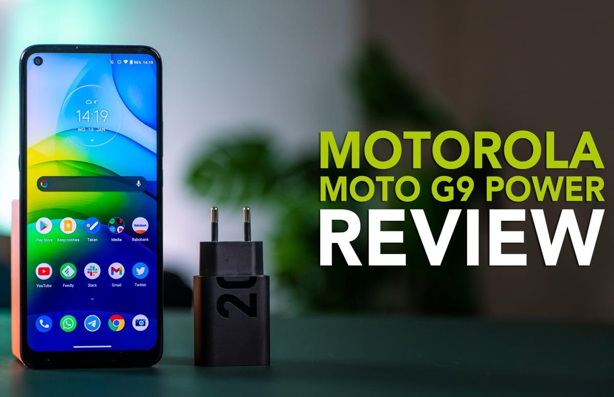 Videoreview: Motorola Moto G9 Power is een accutopper met beperkingen