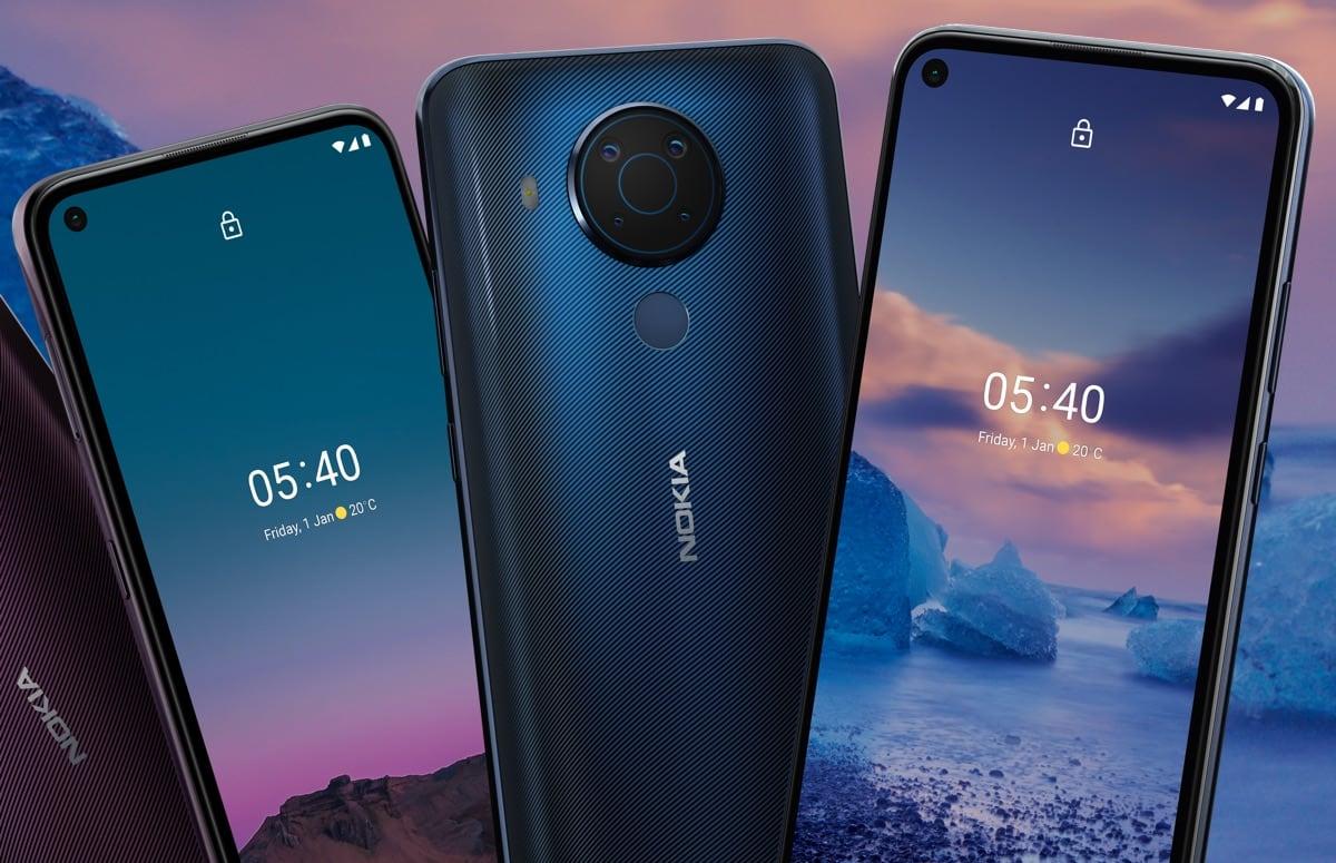 Nokia 5.4 nu verkrijgbaar: Android One en vijf camera's voor 199 euro