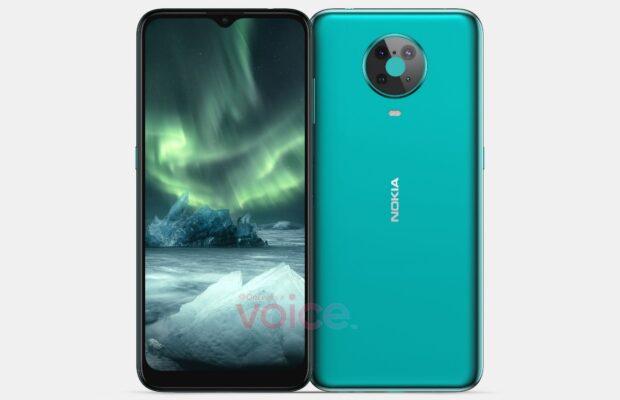 Nokia 6.3-render