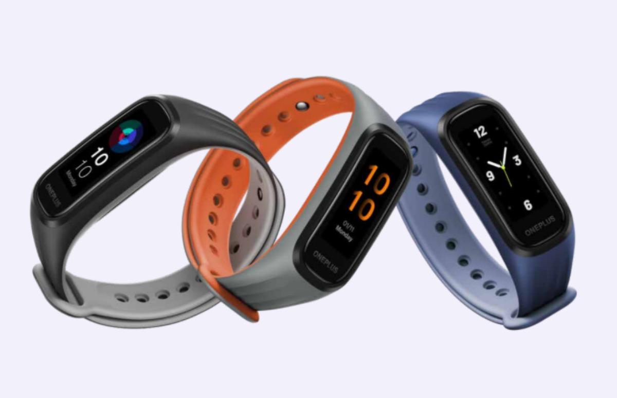 OnePlus Band onthuld: dit is de eerste fitnesstracker van OnePlus