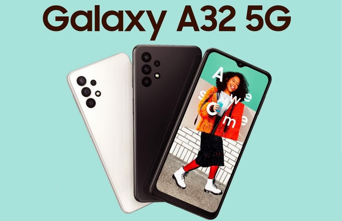 Dit is de Galaxy A32: Samsungs goedkoopste 5G-telefoon kost 299 euro