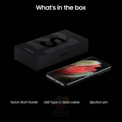 Samsung Galaxy S21-box