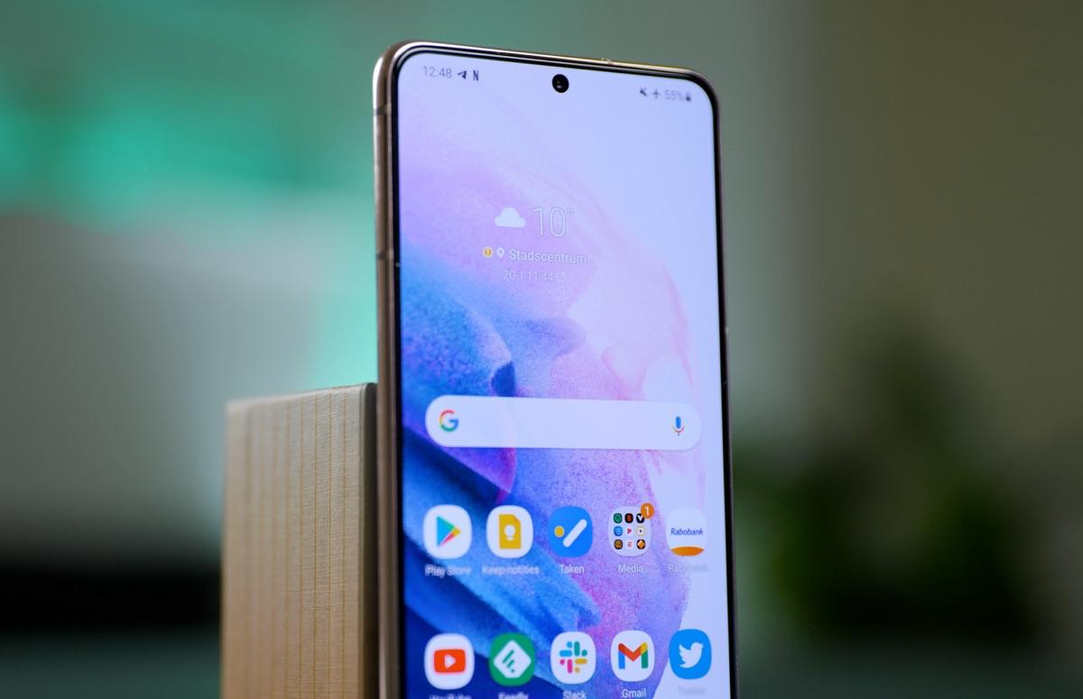 'Samsung brengt Android 12 voor het einde van het jaar uit'