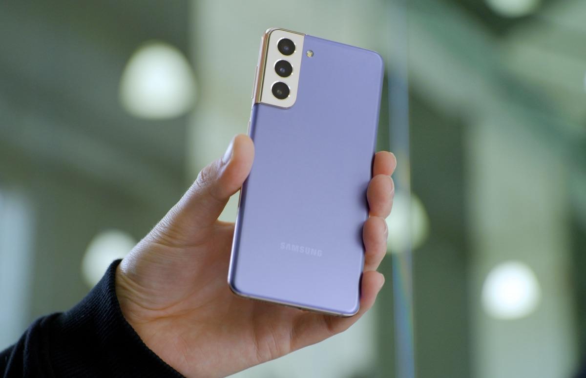 Samsung Galaxy S21 review: sneller, mooier en goedkoper vlaggenschip