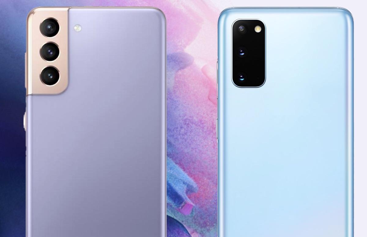 Samsung Galaxy S21 vs Galaxy S20: de 5 belangrijkste verschillen op een rijtje