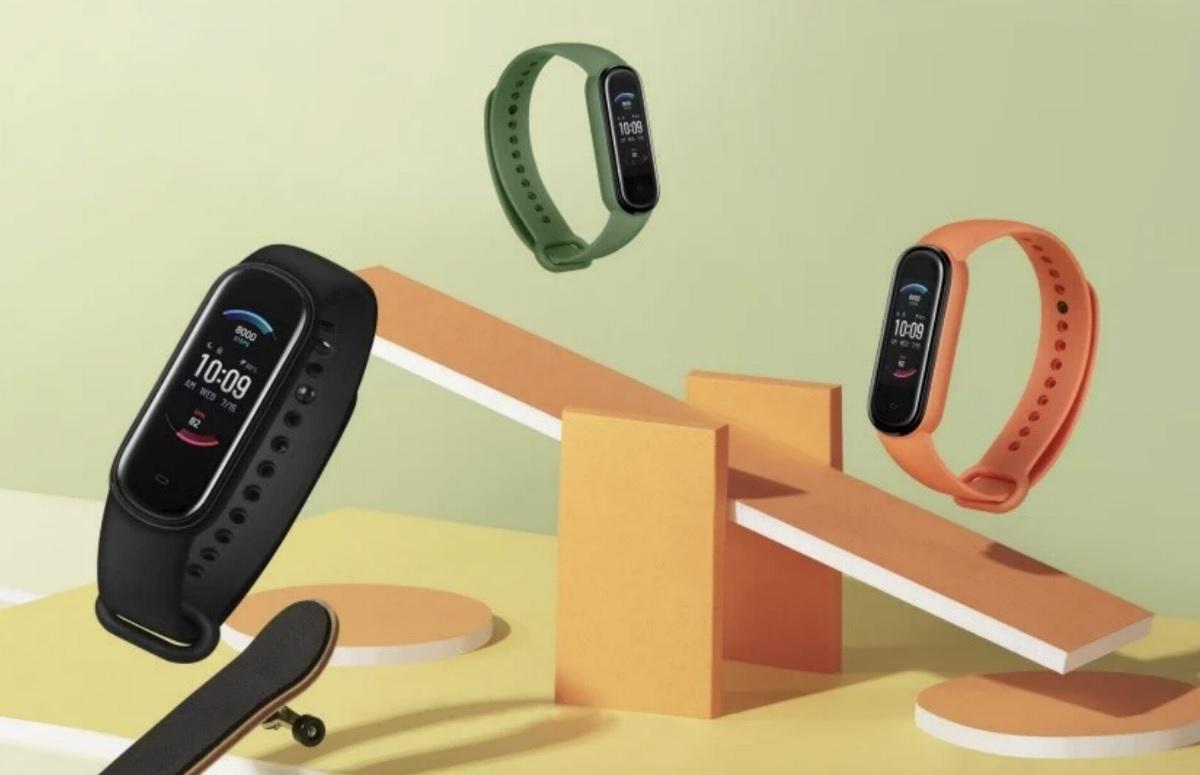 'Eerste details Xiaomi Mi Band 6-fitnesstracker duiken op'