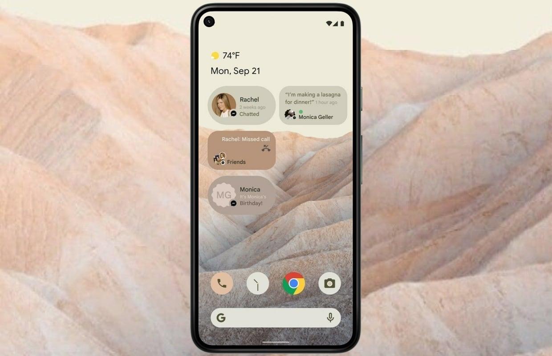 Nieuw ontwerp Android 12 gelekt: dit kun je verwachten