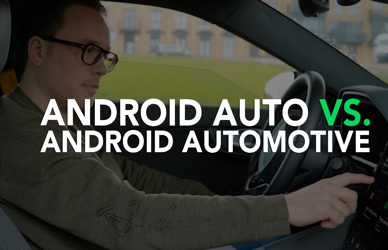 Android Auto vs Android Automotive: de toekomst van Android onderweg (+ video!)