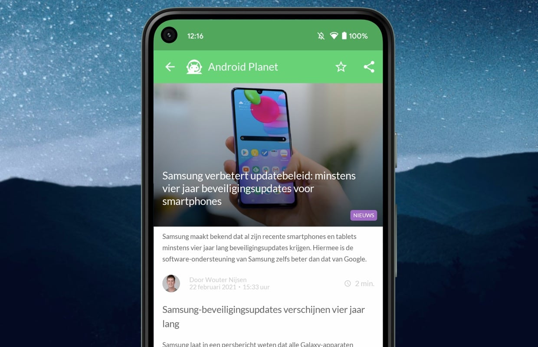 Android-nieuws #8: Samsung-updatebeleid, Disney Plus Star en OnePlus 9R