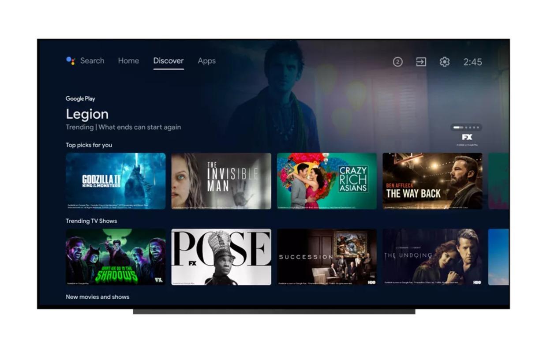 Android TV krijgt update en gaat Google TV achterna: zo ziet je slimme tv er straks uit