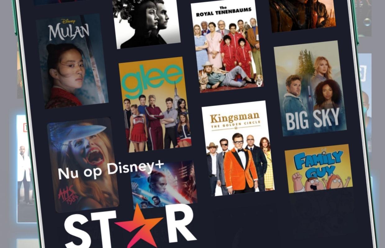 Disney Plus Star nu beschikbaar: dit moet je weten