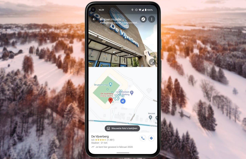 Tip: zo gebruik je Google Maps en Street View in splitscreen