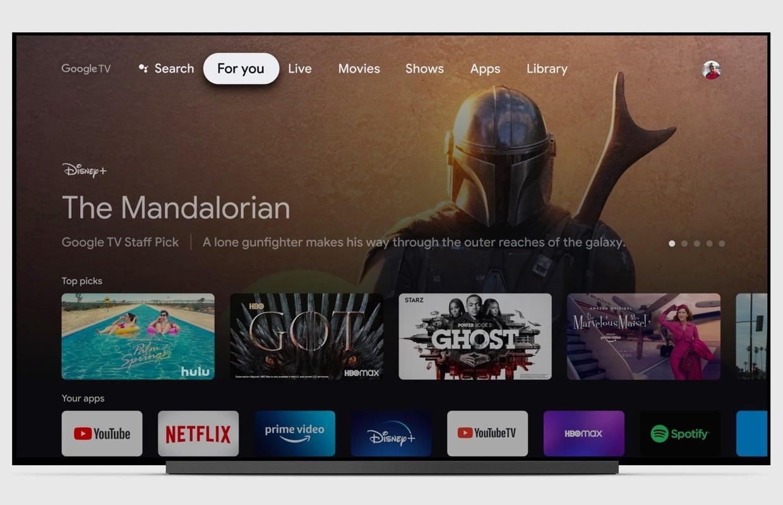 Google TV krijgt simpele basismodus: zo gaat het werken