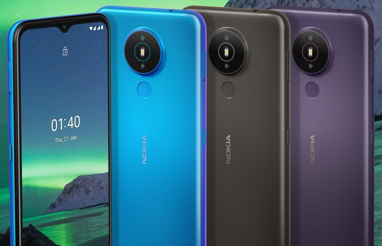 Nokia 1.4 officieel: Android Go-smartphone met dubbele camera