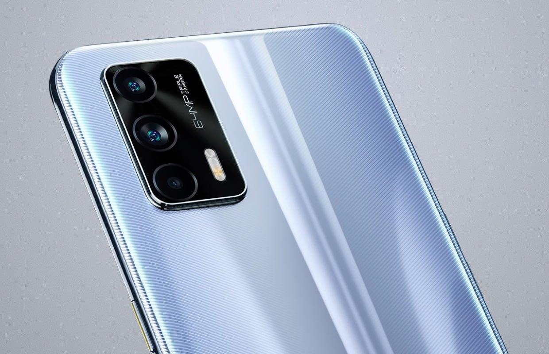 Realme GT komt eraan: Chinese smartphone te zien op afbeeldingen