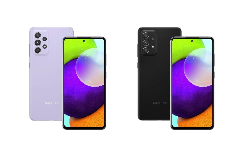 Samsung Galaxy A52 en Galaxy A52 5G: verschillen, prijzen en specs uitgelekt