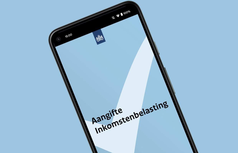 Aangifte 2020: doe je belastingaangifte op je smartphone met de app