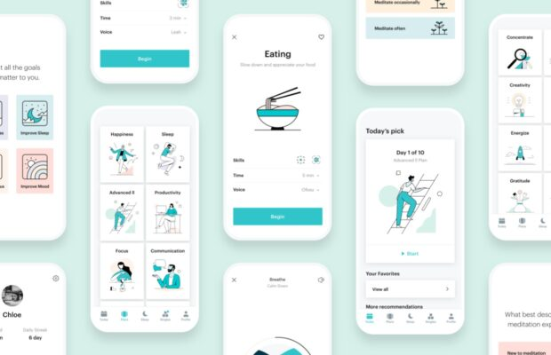Beste Android Apps van de week Balance Meditation