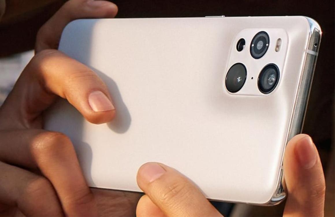 'Nieuwe Oppo Find X3-smartphones volledig gelekt'