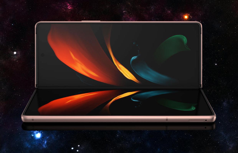 'Samsung werkt aan nieuwe Galaxy Z Fold met dubbele vouw'