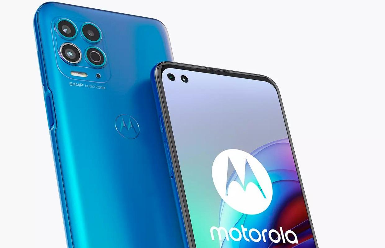 'Officiële afbeeldingen Motorola Moto G100 verschijnen online'