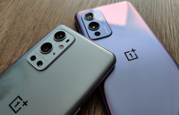 OnePlus 9 Pro vs OnePlus 9