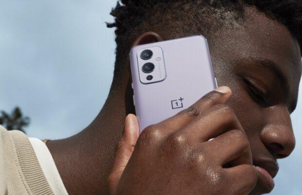 OnePlus 9-serie lifestyle