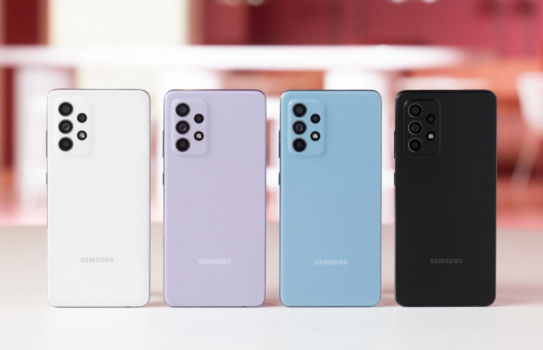 Samsung Galaxy A52 (5G) en A72 officieel: dit zijn de nieuwe midrangers