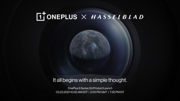OnePlus en Hasselblad - samenwerking