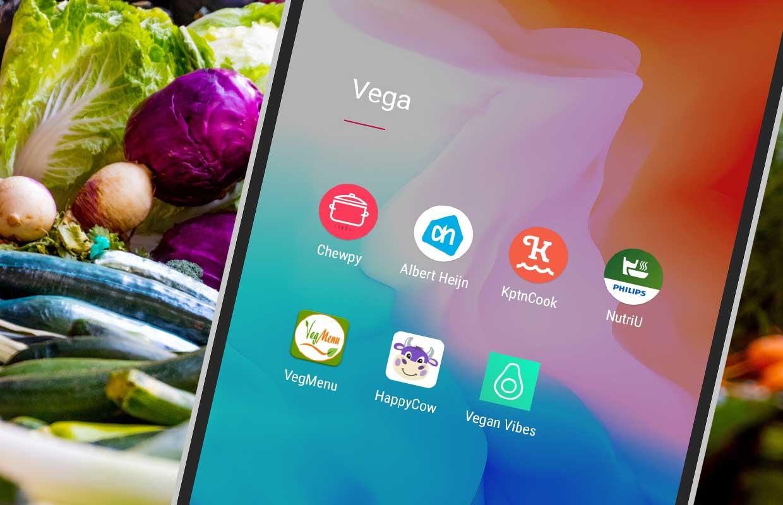 Deze 7 apps helpen je om minder vlees te eten