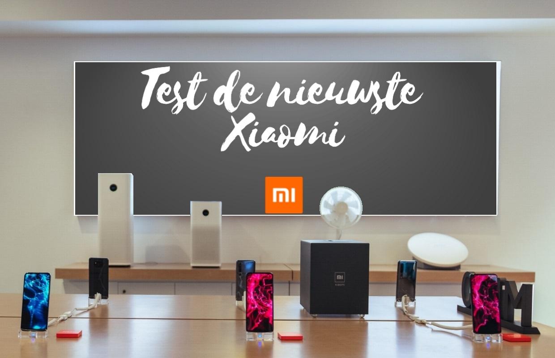 Test en win de nieuwste (en geheime) smartphone van Xiaomi – winnaars bekend! (ADV)