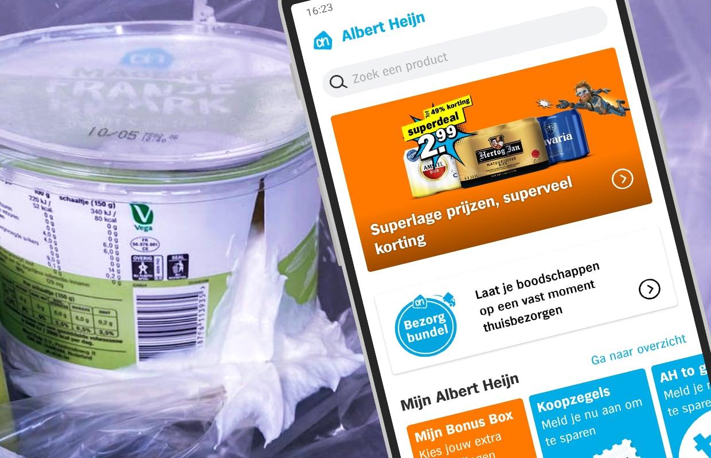 Column: De 'app' in boodschappen begint zijn scheuren te vertonen