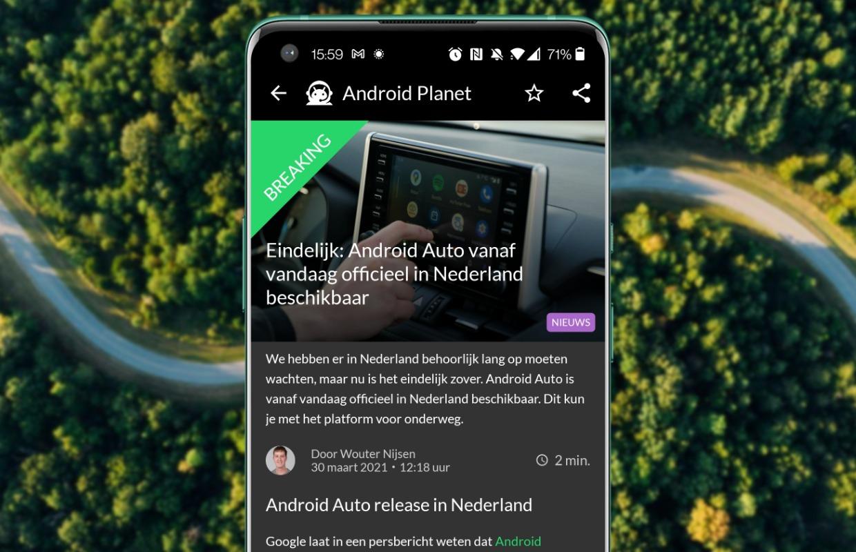 Android-nieuws #13: Android Auto in Nederland, Xiaomi Mi 11 en het einde voor LG?