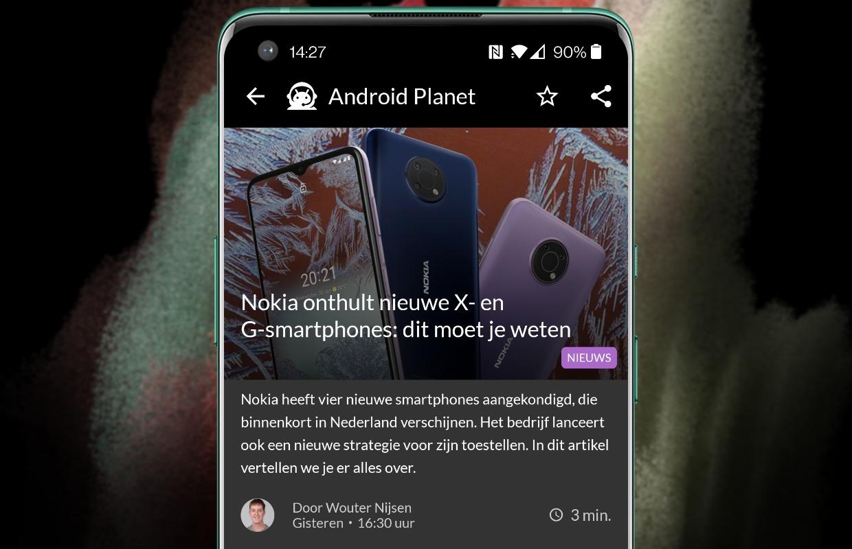 Android-nieuws #14: Nieuwe Nokia's, einde van LG en Google I/O 2021 aangekondigd