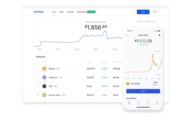 Bitcoin apps voor android