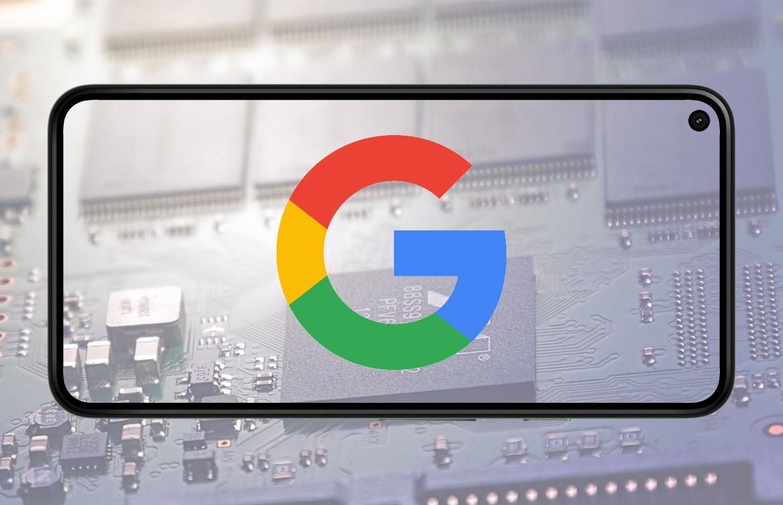 'Google ontwikkelt eigen chip voor Pixel 6'