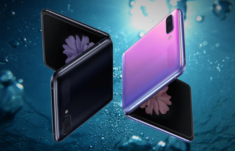 'Samsung komt binnenkort met eerste waterbestendige vouwbare smartphones'