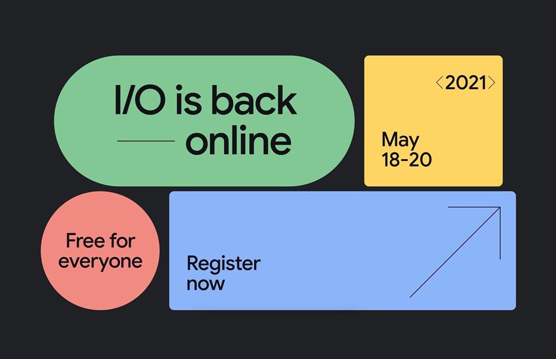 Google I/O 2021: dit is het programma van het Google-event