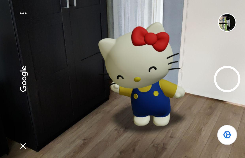 Zo tover je Japanse karakters in je huiskamer met augmented reality