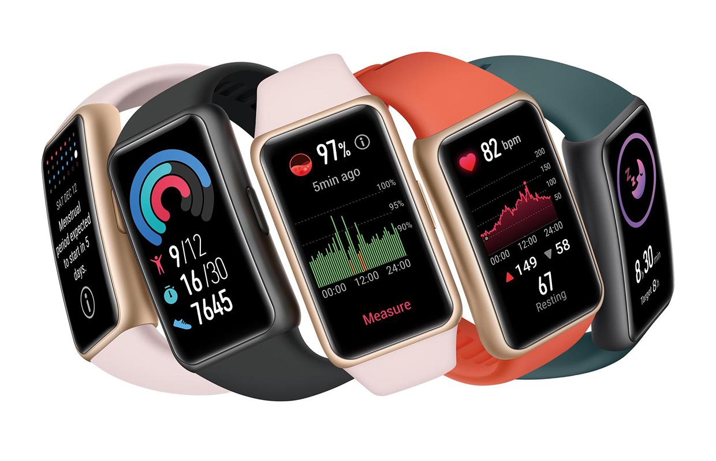 Huawei Band 6 officieel: accuduur van twee weken voor een zachte prijs