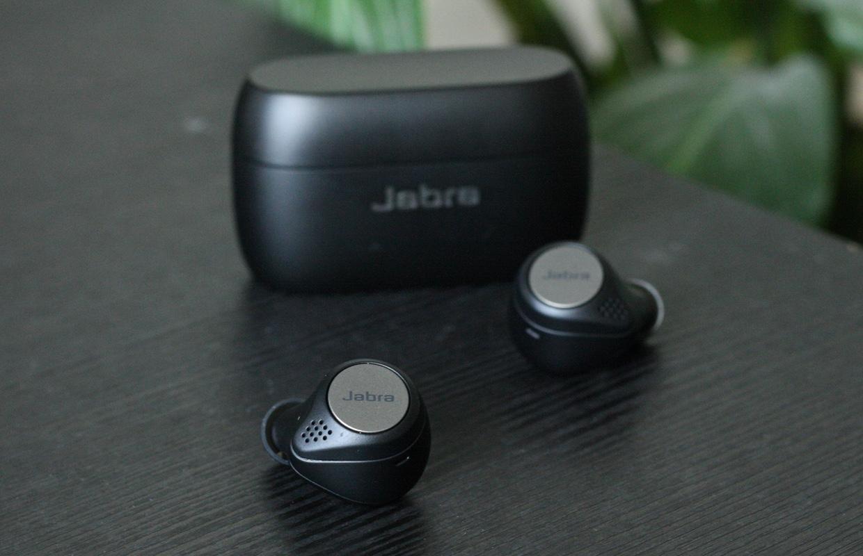 Jabra Elite 75t review: noise cancelling-oordopjes klinken als muziek in de oren