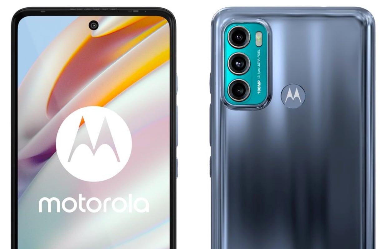 'Motorola Moto G60 en Moto G20 te zien op gelekte renders'