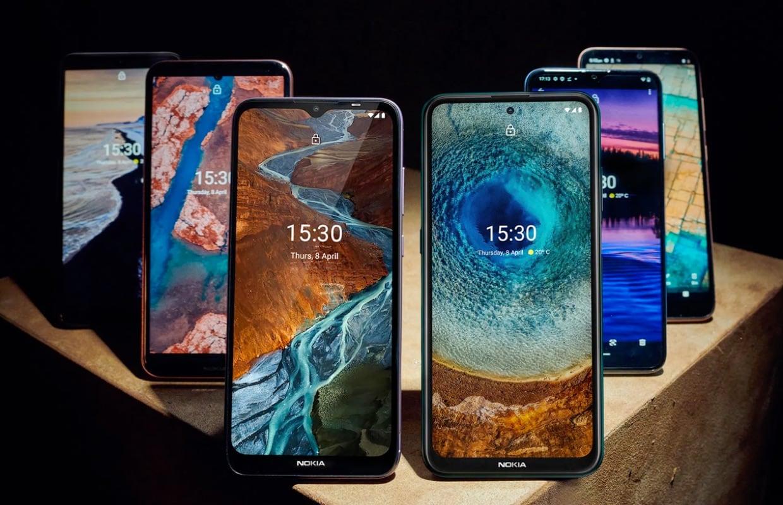 Nokia stelt Android 11-update voor veel telefoons uit