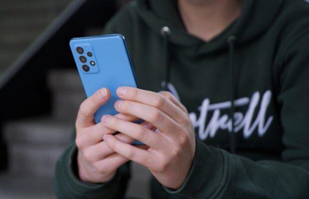 Samsung Galaxy A52 Handy Testbericht