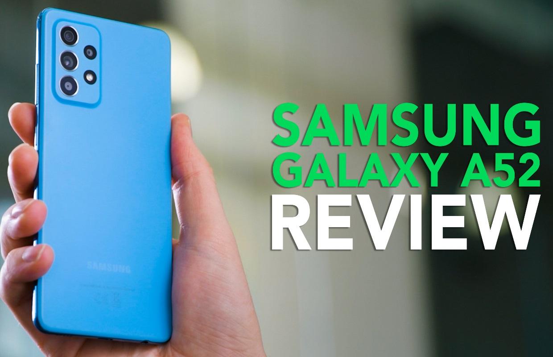 Samsung Galaxy A52 videoreview: de nieuwe verkoophit van Samsung?